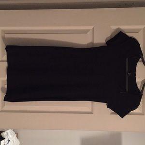 Short black H & M dress